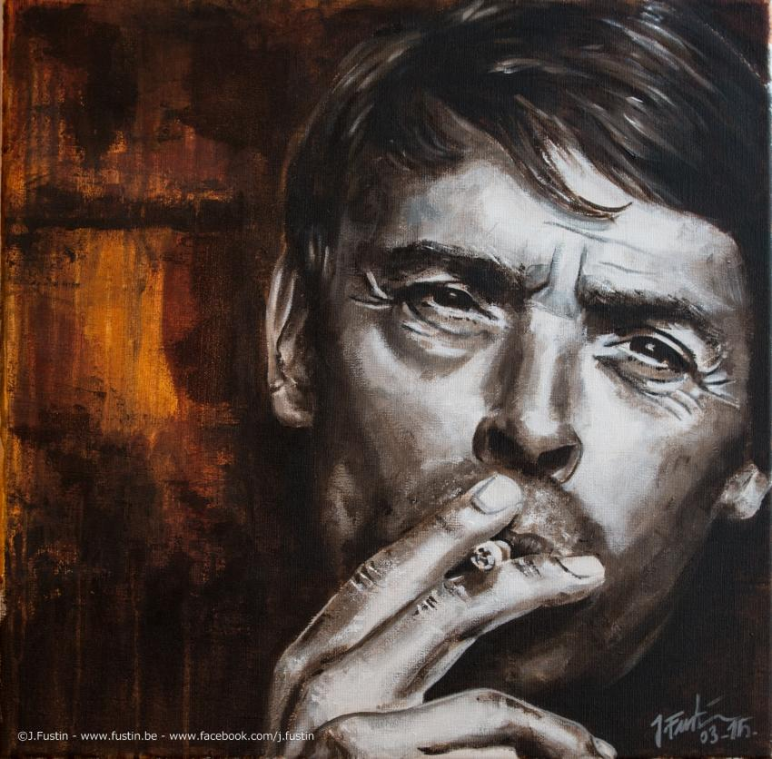 Jacques Brel by pErsOo